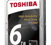 Toshiba N300, un disque dur de 6 To pour les NAS