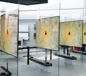 CES 2017 : LG cache dans ses nouveaux TV OLED un W7 à la finesse record