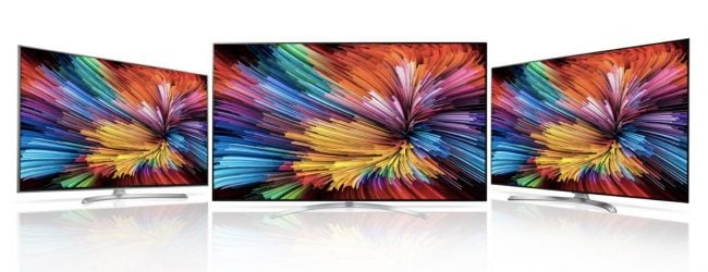 TV LG Nano-Cell UHD