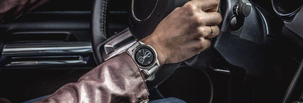 bandeau Des montres connectées discrètes au CES 2017, mais bien présentes