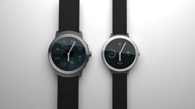 LG Watch Sport et Style