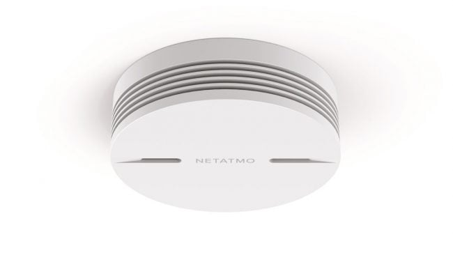 Détecteur de fumée Netatmo
