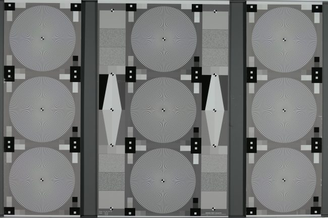 Panasonic Lumix LX15 : résolution en grand-angle