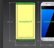 Samsung Galaxy S8 : moins de bordures pour des écrans toujours plus grands