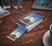 CES 2017 : Samsung lance l'imprimante photo de poche Image Stamp