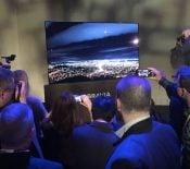 CES 2017 : Les Bravia A1E sont les premiers téléviseurs OLED de Sony