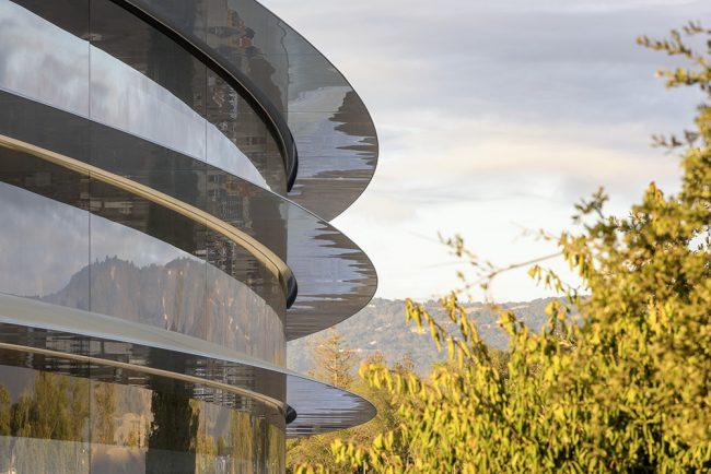 apple park building
