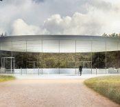 L'Apple Park, nouveau campus de la marque, ouvrira en avril