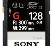 Sony présente la carte SD «la plus rapide du monde»