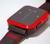 La montre Gameband se prend pour une console de jeu Atari