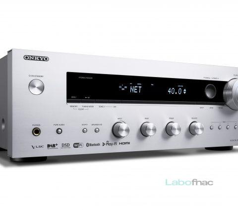 Onkyo TX-8270, un amplificateur audiophile et connecté