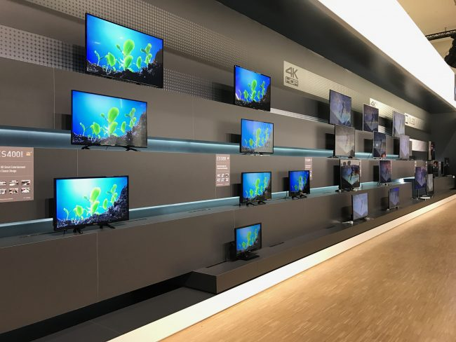 TV Panasonic 2017