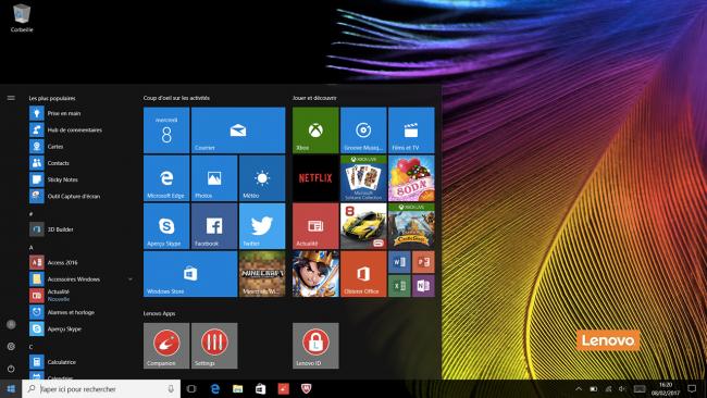 Lenovo Yoga 510 : Windows 10