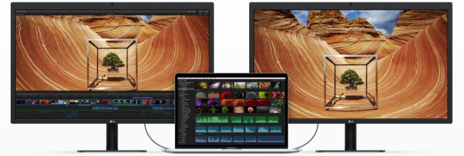 lg ultrafine 5k apple