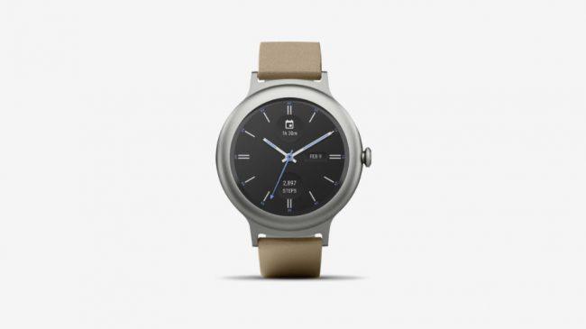 La LG Watch Style