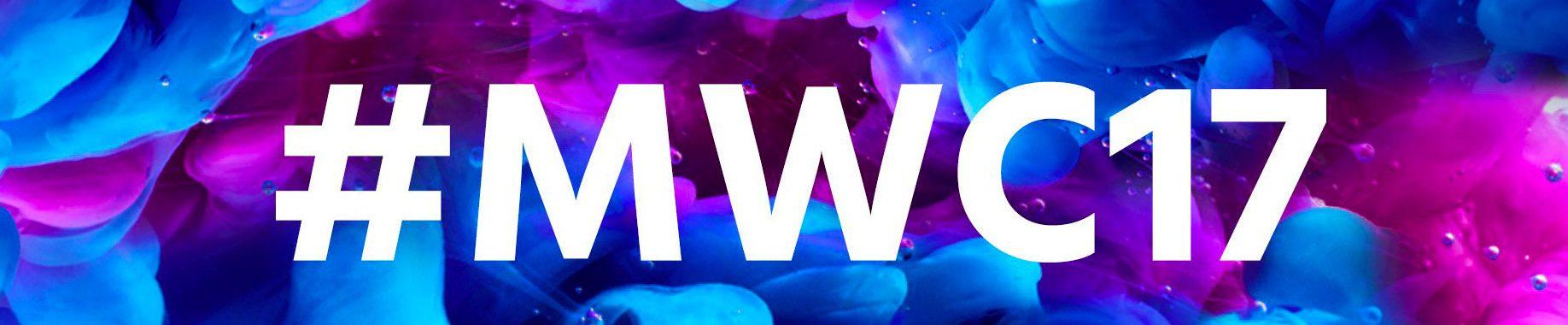 bandeau MWC 2017 – toutes les nouveautés du salon