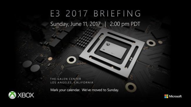 Teaser Microsoft pour l'E3 2017