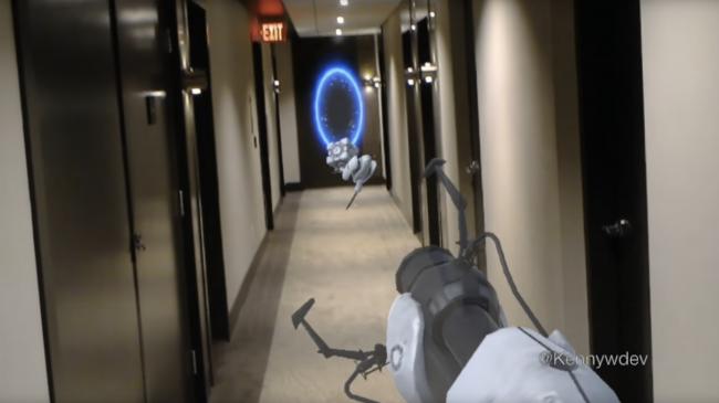 portal hololens