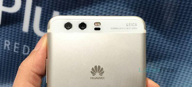 Prise en main des Huawei P10 et P10 Plus