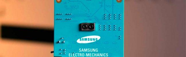 Double-capteur Samsung
