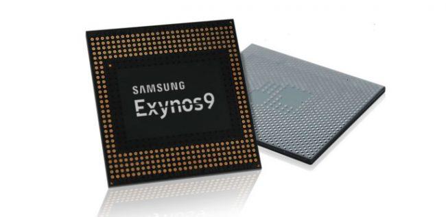 Samsung Exynos 9 Seris 8895