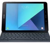 MWC 2017 : La Samsung Galaxy Tab S3 et son clavier se montrent en image