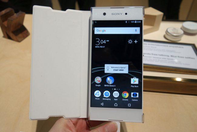 Le Sony Xperia XA1