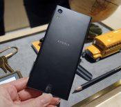 MWC 2017 – Sony présente les Xperia XA1 et XA1 Ultra (prise en main et photos)