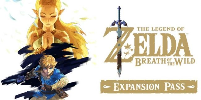 The Legend of Zelda : breath of the Wild - Expansion Pass