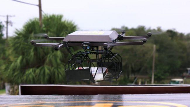 Drone livreur UPS