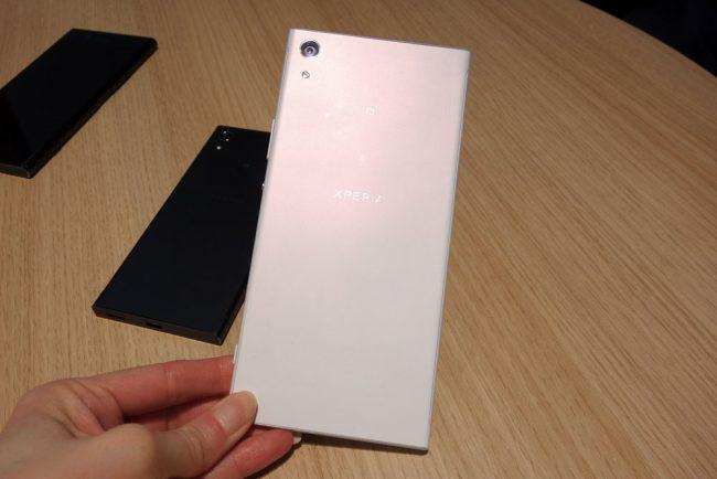 Le Sony Xperia XA1 Ultra