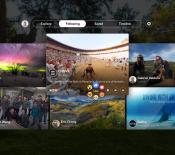 Facebook 360, une app dédiée au Gear VR de Samsung