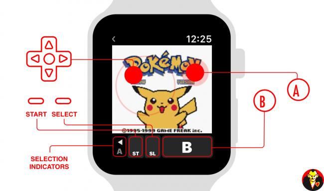 Game Boy Apple Watch