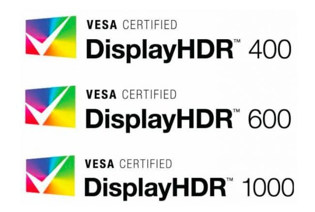 VESA HDR