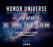 Honor prépare un lancement de smartphone pour le 5 avril