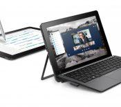 MWC 2017 – HP Pro x2 612 G2, un 2 en 1 qui résiste à tout