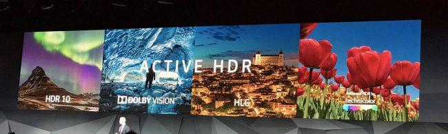 TV LG HDR