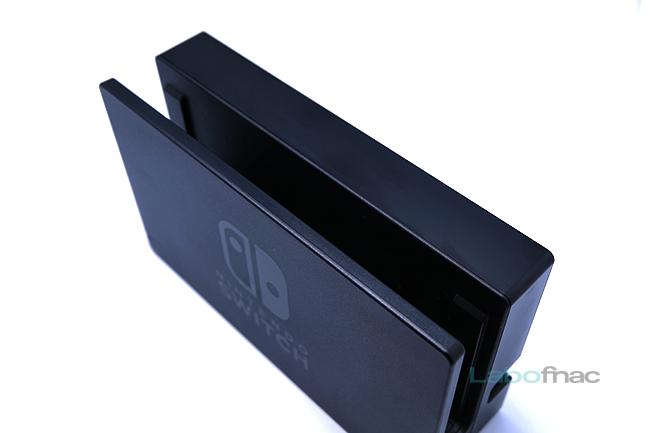 Nintendo Switch & dock TV