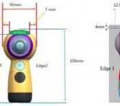 Samsung Gear 360 à la FCC