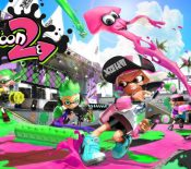 Nintendo Switch : de nouvelles images de Splatoon 2
