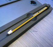 MWC 2017 – Samsung transforme le crayon noir et jaune de Staedtler en stylet