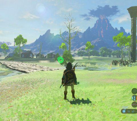 The Legend of Zelda: Breath of The Wild fait son retourdans le top 5 des meilleures ventes de jeux vidéo