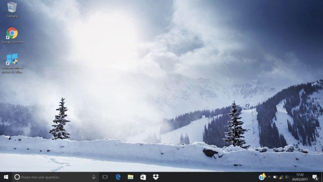 HP Envy interface