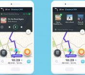 Waze et Spotify se rapprochent sur Android