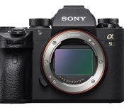 Sony Alpha 9 : le premier hybride avec capteur CMOS empilé plein format