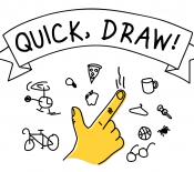 Google AutoDraw : le machine learning au service de vos dessins