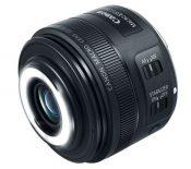 Canon annonce le 35 mm f/2.8, spécialiste de la macro