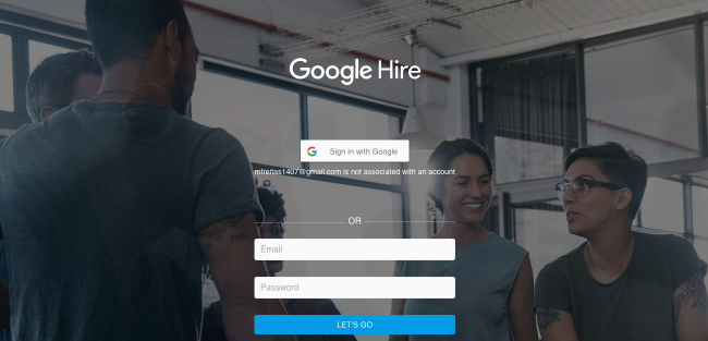 Google Hire