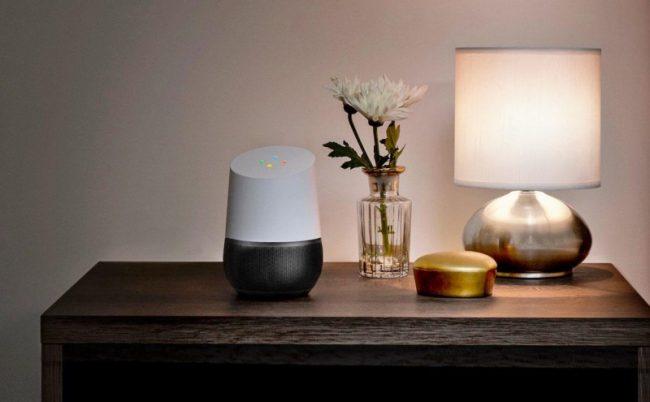 deezer arrive sur google home et supporte la commande vocale. Black Bedroom Furniture Sets. Home Design Ideas