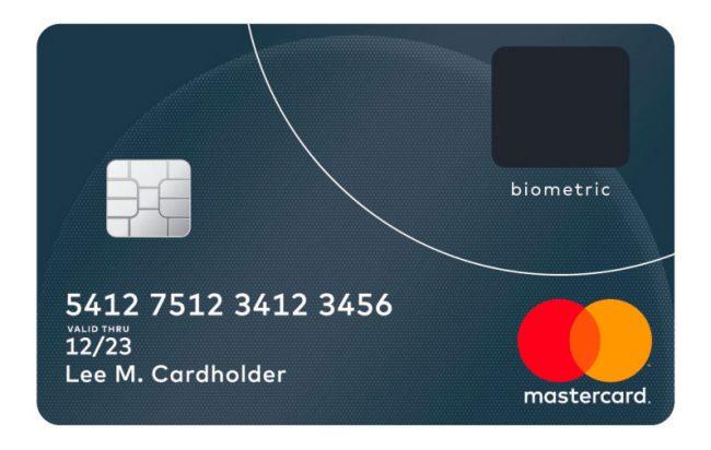 mastercard place un capteur d 39 empreintes dans ses nouvelles cartes bancaires. Black Bedroom Furniture Sets. Home Design Ideas